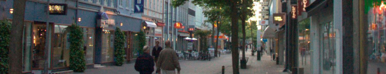 Butikker i Odense